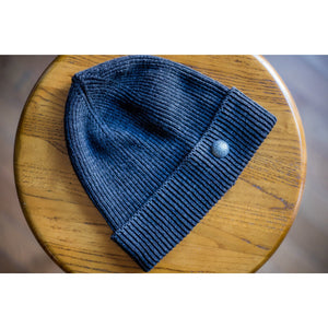 3sixteen Watch Cap - Black Indigo - Franklin & Poe