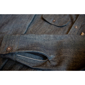 Railcar Fine Goods Felon Shirt - 003 - Franklin & Poe