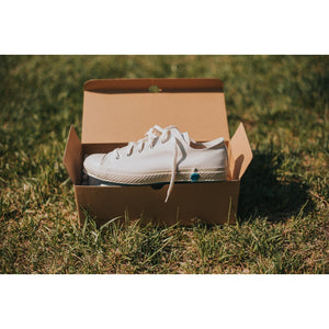 Shoes Like Pottery SLP01 JP Low Top Sneaker- White - Franklin & Poe