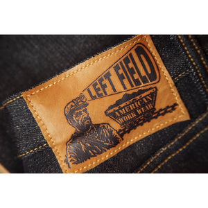 Left Field NYC Atlas - 16.5 oz Xinjiang Cotton - Franklin & Poe