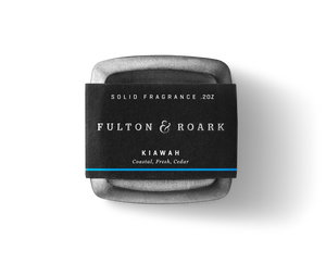 Fulton and Roark Solid Cologne - Kiawah