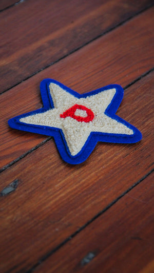 Oxford Pennants Chenille Patch Philadelphia Capsule Collection - Stars