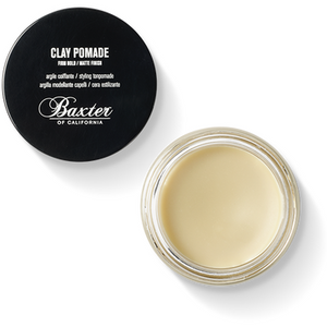 Baxter of California Clay Pomade - Franklin & Poe