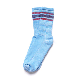 American Trench Merino Activity Socks with Silver