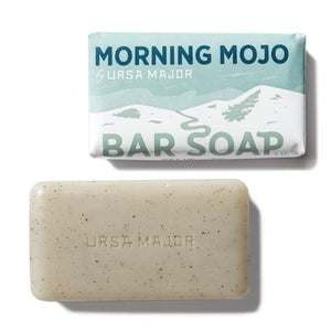 Ursa Major Morning Mojo Bar Soap - Franklin & Poe
