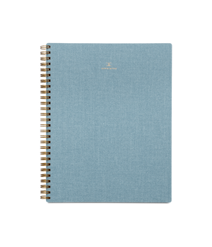 Appointed Notebook - Grid Ruled - Franklin & Poe