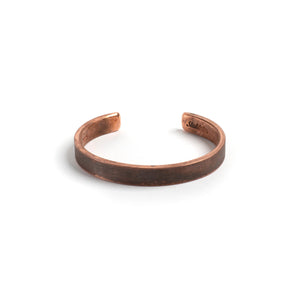 Studebaker Metals Thompson Cuff - Copper Patina