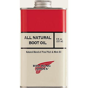Red Wing All Natural Boot Oil - Franklin & Poe