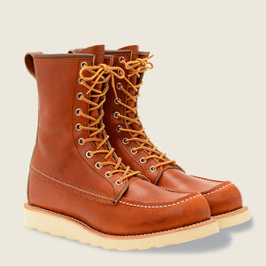 Red Wing Heritage 8-Inch Classic Moc 877 - Oro Legacy
