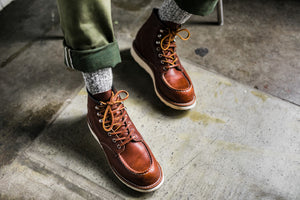 Red Wing Heritage 87519 Classic Moc Toe Limited Edition