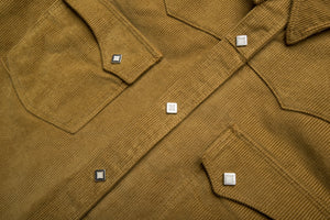 Freenote Cloth Calico - Bronze Corduroy