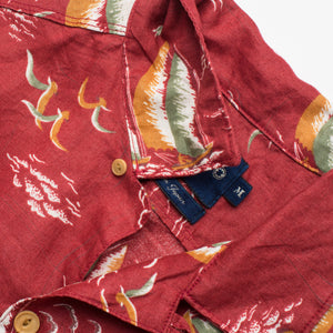 Freenote Cloth Hawaiian - Scarlett