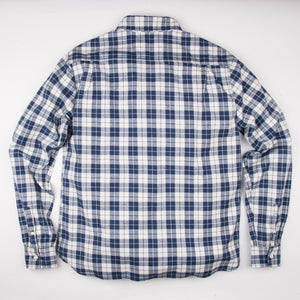 Freenote Cloth Mariner - Blue Plaid