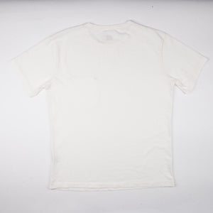 Freenote Cloth 9oz Pocket T-Shirt - White