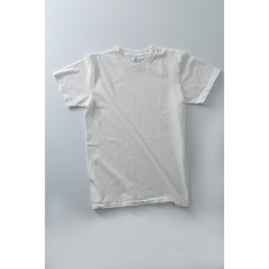 Velva Sheen 2 Pac Crew Neck T-Shirt No Pocket - White - Franklin & Poe