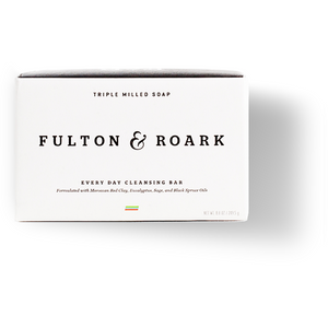 Fulton & Roark Bar Soap - Franklin & Poe