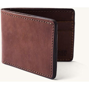 Tanner Goods Utility Bifold - Cognac - Franklin & Poe