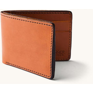 Tanner Goods Utility Bifold - Saddle Tan - Franklin & Poe