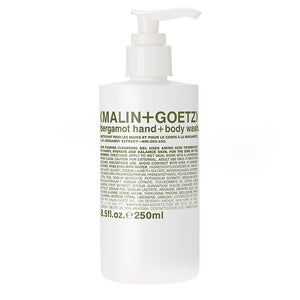 Malin + Goetz Hand + Bergamot Body Wash