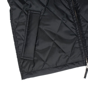 Iron Heart IHJ-38 PrimaLoft Quilted Rider's Jacket - Black - Franklin & Poe