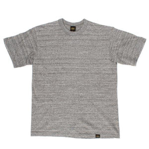 Iron Heart IHT-1610 6.5oz Loopwheel T-shirt - Light Grey - Franklin & Poe