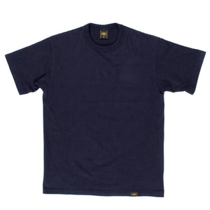 Iron Heart IHT-1610 6.5oz Loopwheel T-shirt - Navy - Franklin & Poe