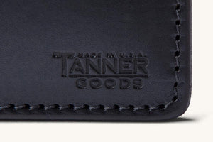 Tanner Goods Journeyman - Black