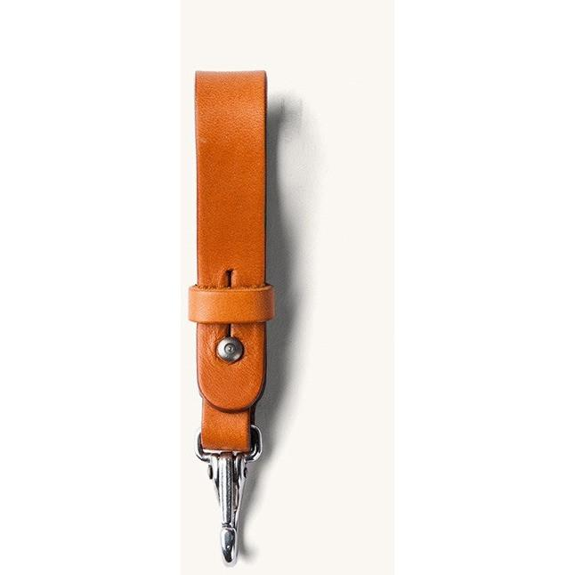 Tanner Goods Key Lanyard - Saddle Tan - Franklin & Poe