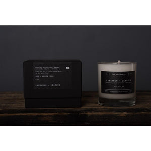 Manready Mercantile Bold Series Soy Candle - Franklin & Poe