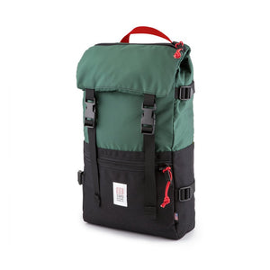 Topo Designs Rover - Forest/Black - Franklin & Poe