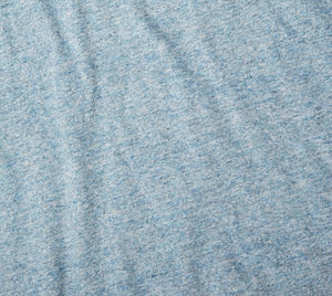 Left Field Light Blue Chambray Pocket Tee