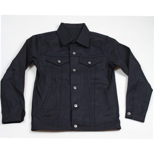 3sixteen Type 3s Denim Jacket - Shadow Selvedge - Franklin & Poe