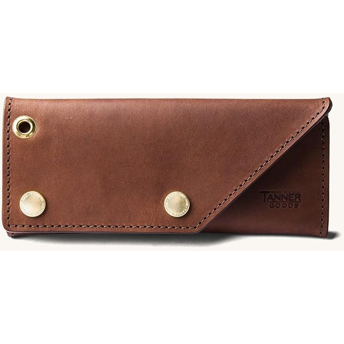 Tanner Goods Workman Wallet Cognac - Franklin & Poe