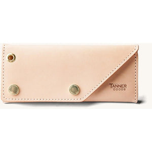 Tanner Goods Workman Wallet - Natural - Franklin & Poe