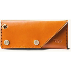 Tanner Goods Workman Wallet - Saddle Tan - Franklin & Poe