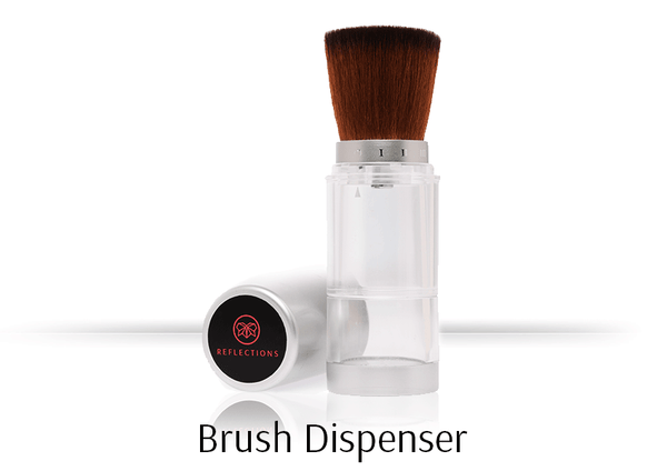 Powder Dispensing Brush - Reflections Organics - Natural & Organic Makeup