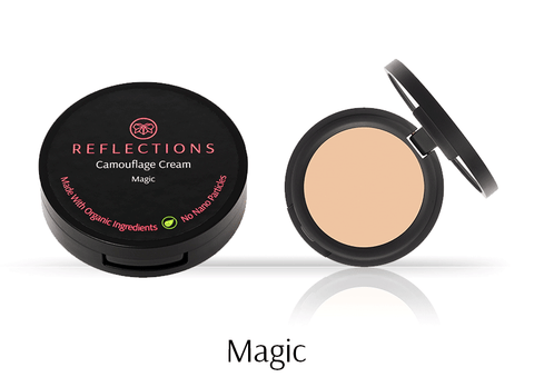 Camouflage Cream (3g) - Magic-Reflections Organics - Natural & Organic Makeup