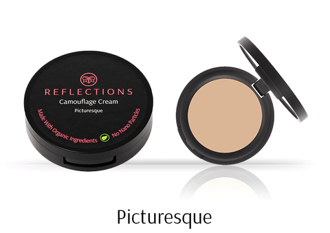 Camouflage Cream (3g) - Picturesque-Reflections Organics - Natural & Organic Makeup