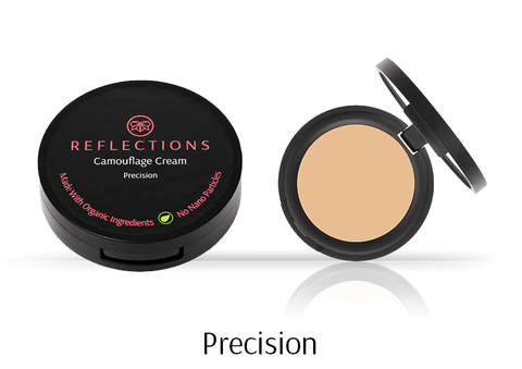Camouflage Cream (3g) - Precision-Reflections Organics - Natural & Organic Makeup
