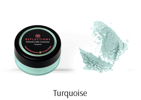 Mineral Color Corrector (2.5g) - Turquoise