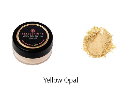 Mineral Color Corrector (2.5g) - Yellow Opal