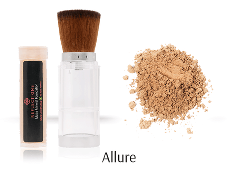 Matte Mineral Foundation (8g) - Allure