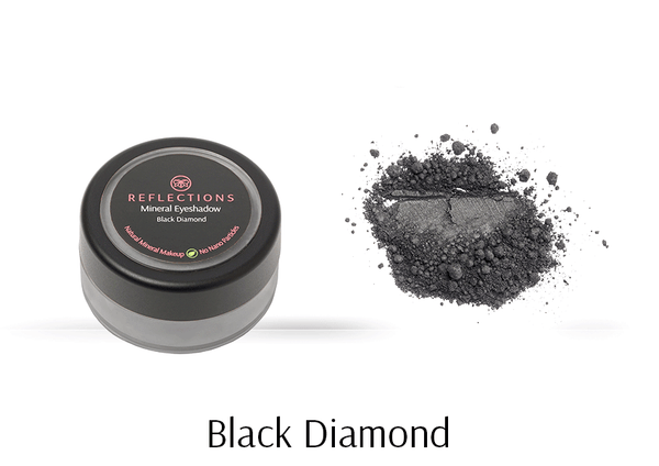 Mineral Eye Shadow (2.5g) - Black Diamond