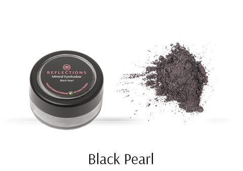 Mineral Eye Shadow (2.5g) - Black Pearl