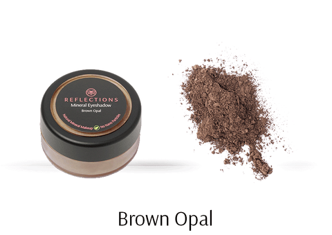 Mineral Eye Shadow (2.5g) - Brown Opal