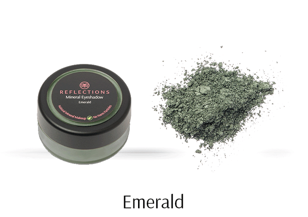 Mineral Eye Shadow (2.5g) - Emerald