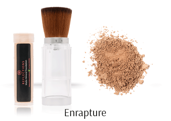 Matte Mineral Foundation (8g) - Enrapture