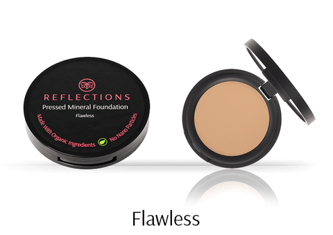 Pressed Mineral Foundation (12g) - Flawless