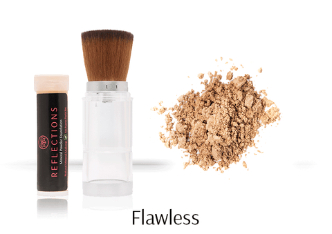 Mineral Powder Foundation (8g) - Flawless