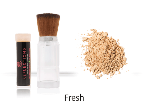 Mineral Powder Foundation (8g) - Fresh